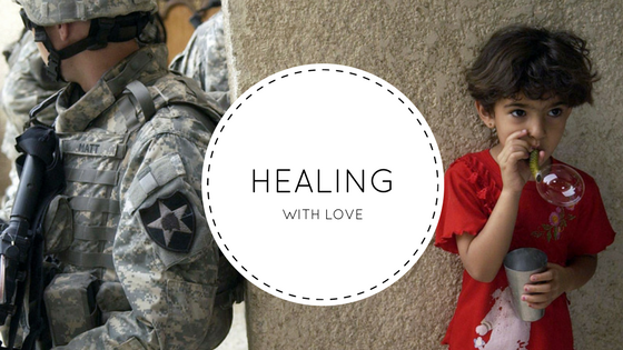 Healing. With love.